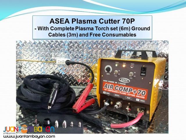 ASEA Plasma  Cutter 70P DC Inverter Type Welder