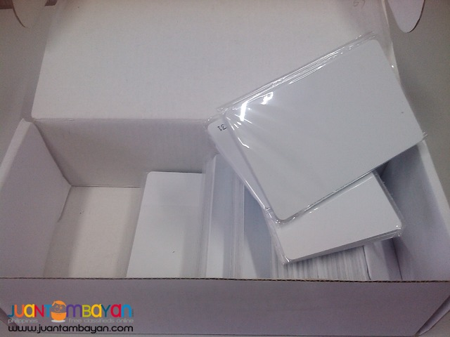 PVC ID Cards All Brand New
