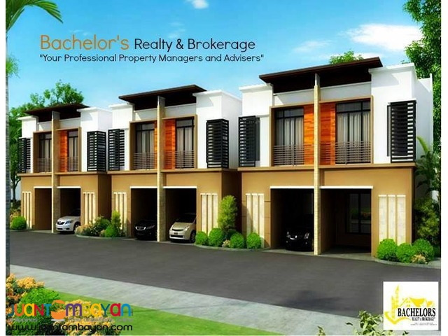 Talamban 2-Storey Elegant Townhouse Near North Gen. Hospital