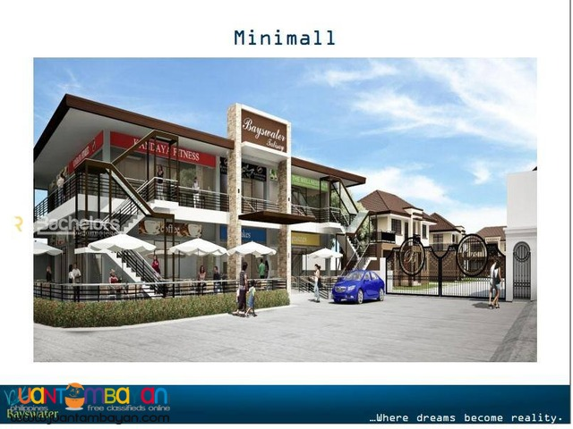 Bayswater Talisay City Cebu Magnolia Model with Garden Model