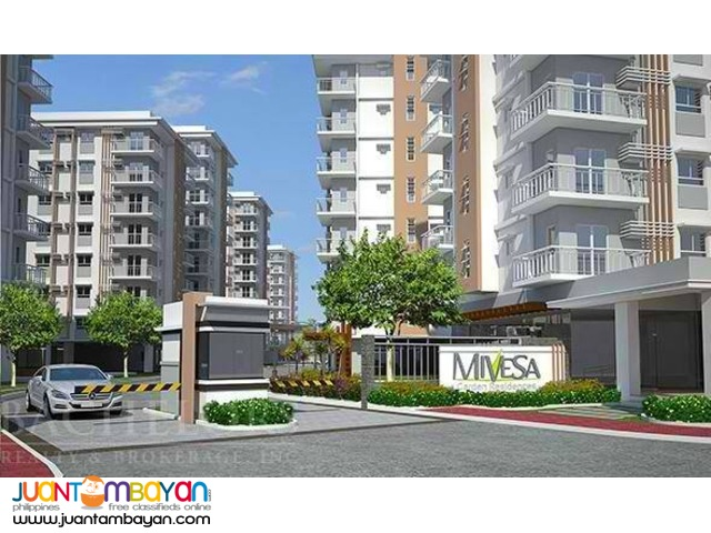 Lahug Mivesa-A Garden Resort Condominium in Cebu City