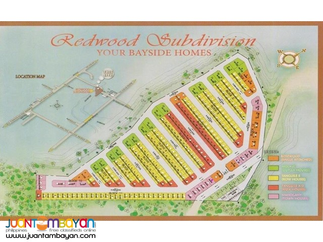 Redwood Subdivision at Tayud, Consolacion, Cebu Mahogany Model