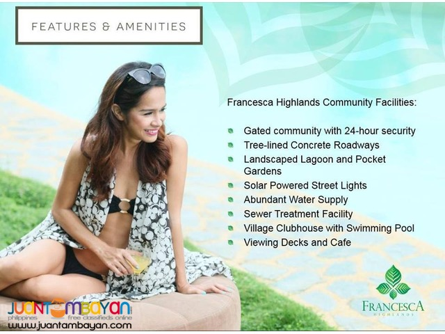 Minglanilla Francesca Highlands Lot Only FOR SALE