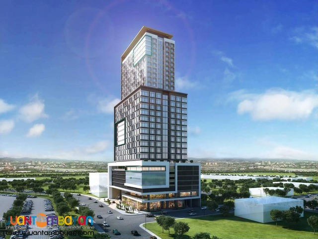 NRA Grand Tower Cebu Condo-Hotel near SM North Wing, Cebu City