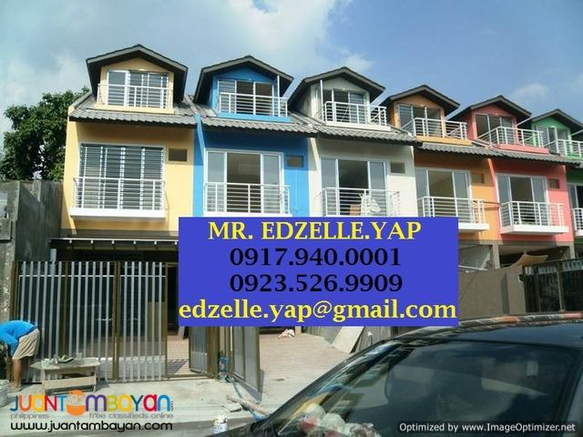 3 Storey Townhouse for Sale Tandang Sora, Quezon City