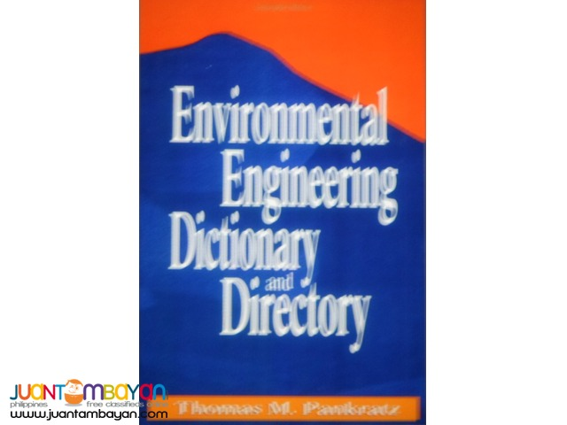 Environmental Engineering Reference eBooks