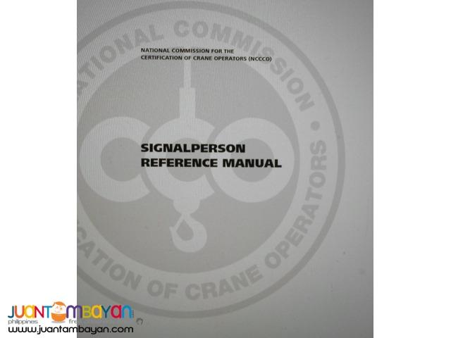 Rigging and SignalMan Manual eBooks