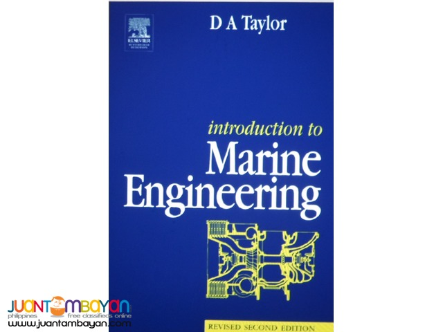 Marine Engineering eBooks