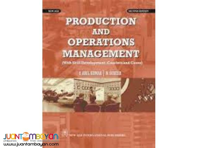 Industrial & Manufacturing Engineering eBooks