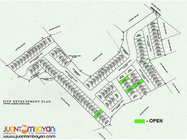Cordova Summerville 3 Subdivision Cebu