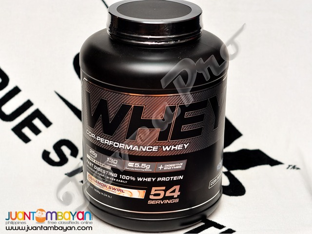 Cellucor COR-Performance Whey 4lbs. Cinnamon Swirl (25 grams Protein)