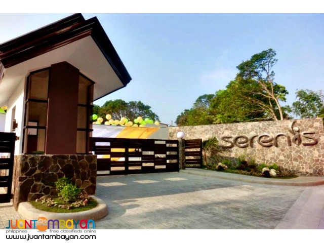 Brand New 2 Storey House Uphill for Sale in Yati Liloan Cebu