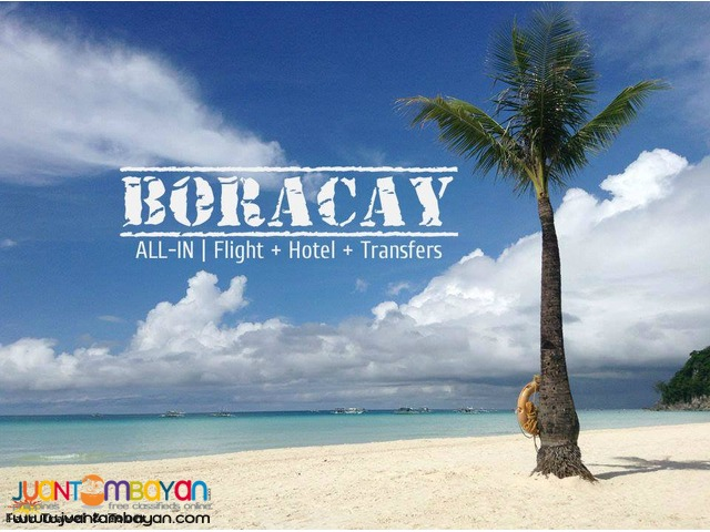 BORACAY ALL-IN PACKAGE