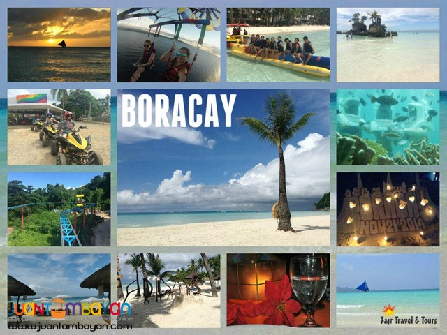 BORACAY ADVENTURE PACKAGE