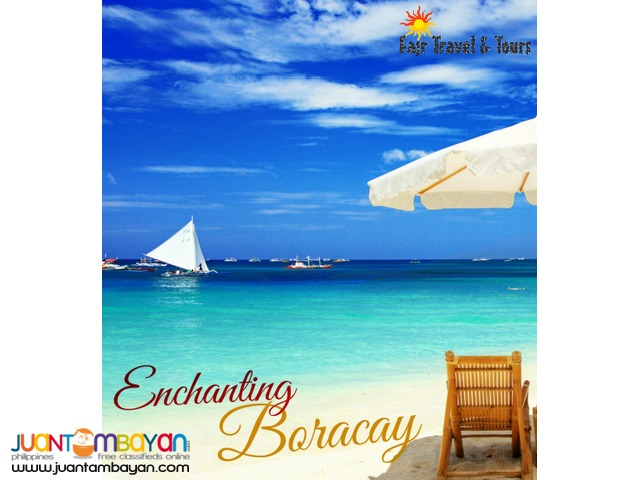 ENCHANTING BORACAY PACKAGE