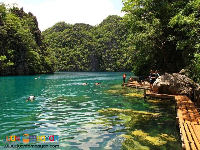 Coron Budget Package for as low as Php 2,100 per person