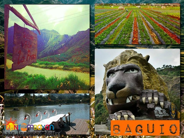 BAGUIO BUDGET TOUR PACKAGE