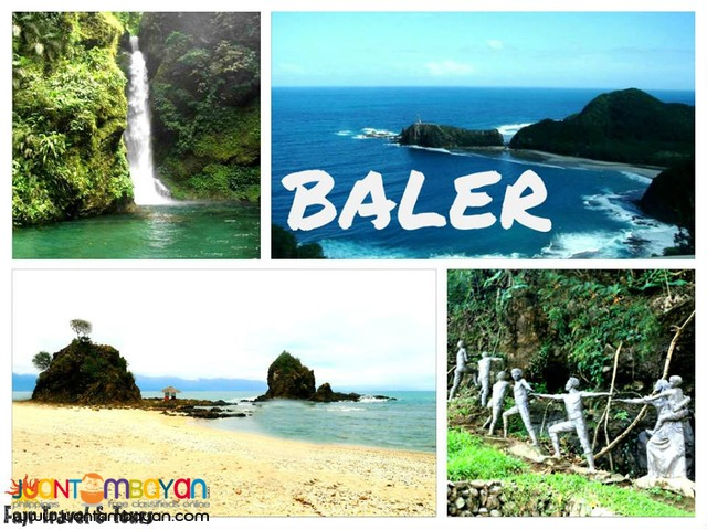 EXPERIENCE BALER TOUR & SURFING BUDGET PACKAGE