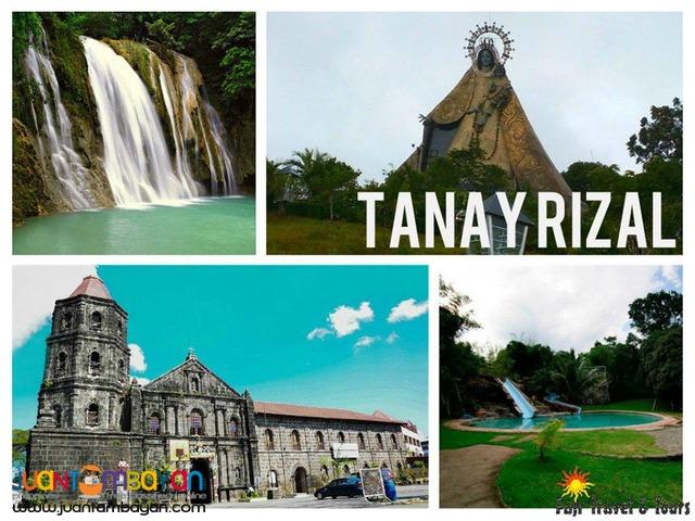 TANAY RIZAL TOUR