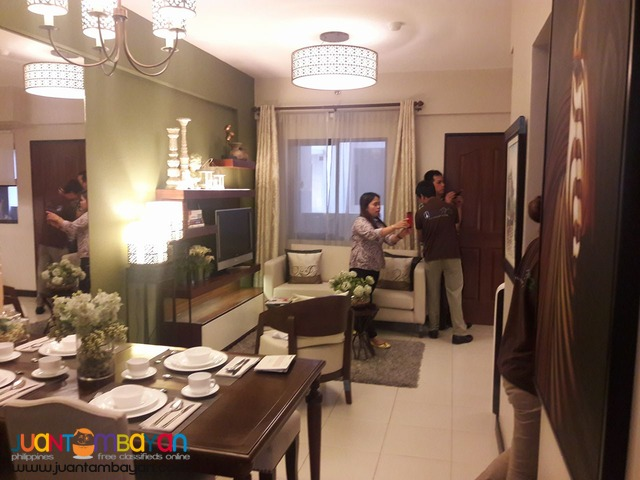 As Low as 7k Per month Alea Residences Near Las Pinas MOA Cavitex