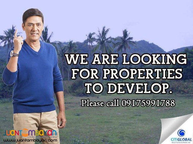 Looking for Properties