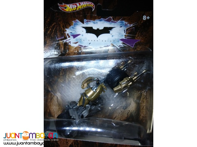 Hotwheels Bat pod Batman