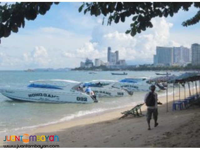 Accessible Seaside Fun - Pattaya Thailand tour