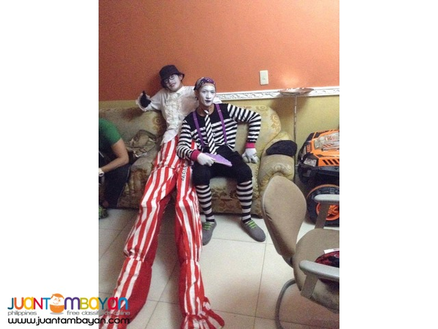 Clowns and Party Needs