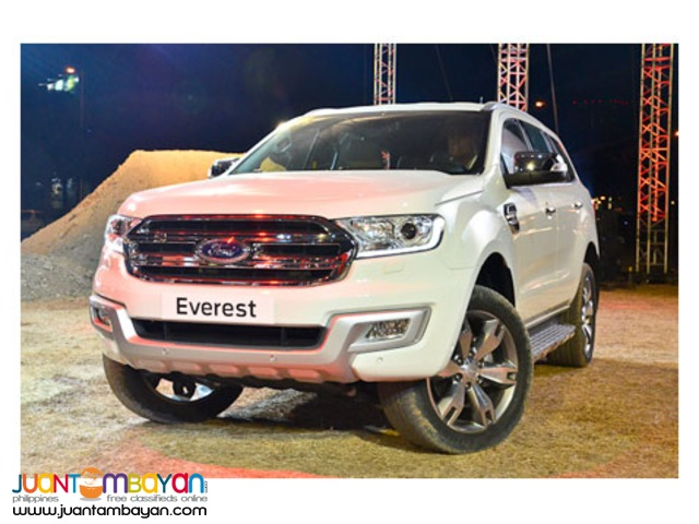 FORD EVEREST FOR RENT!!!