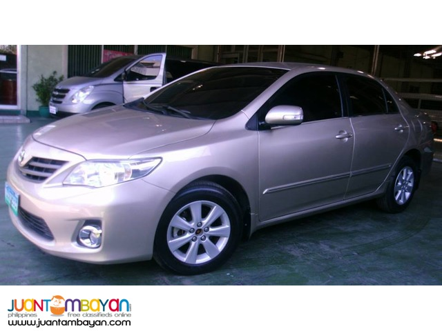 TOYOTA ALTIS FOR RENT!!!!