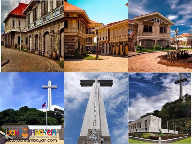 Bataan Day Tour  (Las Casas Filipinas De Acuzar + Mt. Samat Tours)