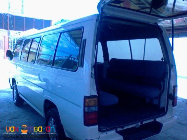 rent a car L300 VAN