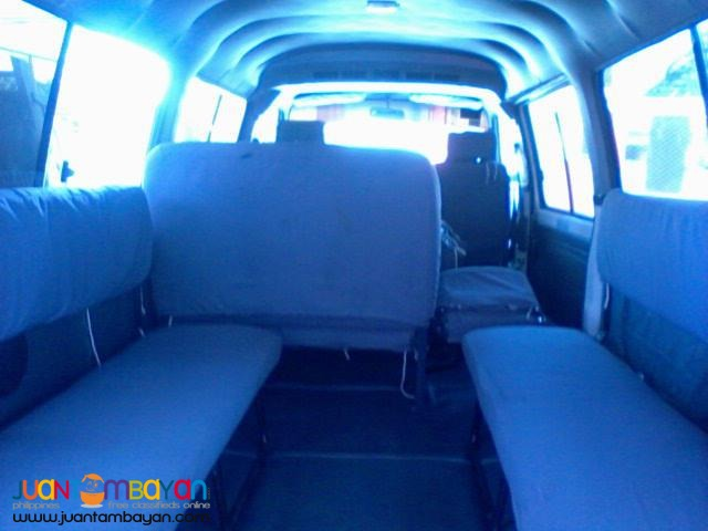 rent a car L300 VAN