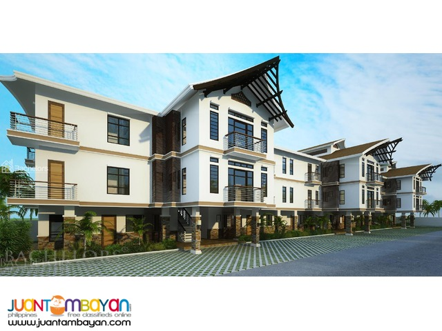 Townhouse for as low as P20,034 mo amort in Cebu City
