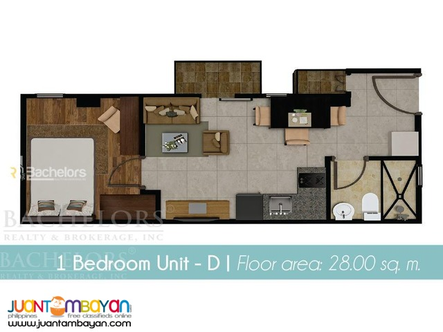 Townhouse for as low as P28,692 mo amort in Cebu City