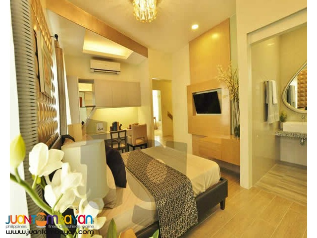 Single attached big 4 bedroom house w Balcony rent to own