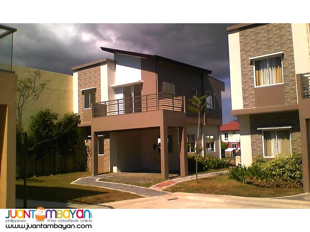 Affordable 3 bedroom single attached rent to own house near MOA