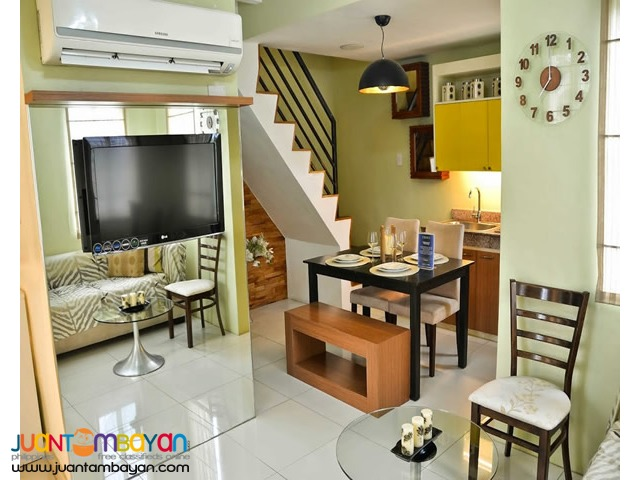 Rent to own ready to move in 3 bedroom affordable house near NAIA