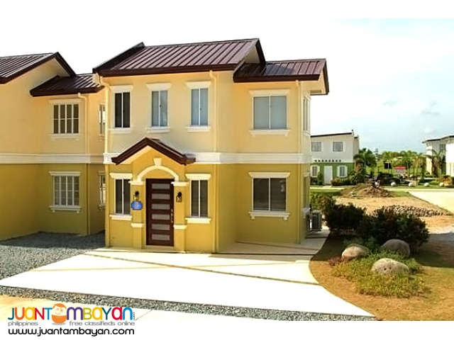 Affordable single attached 3 bedroom house move in at 7%