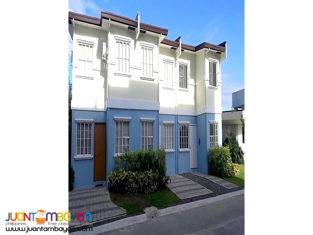 Brand New 3 bedroom House rent to own 10k a mo
