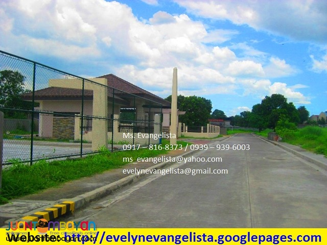 Affordable Res. Lot in Sta. Barbara Place