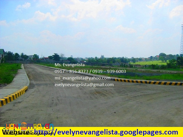 Affordable Res. Lot in Sta. Barbara Royale