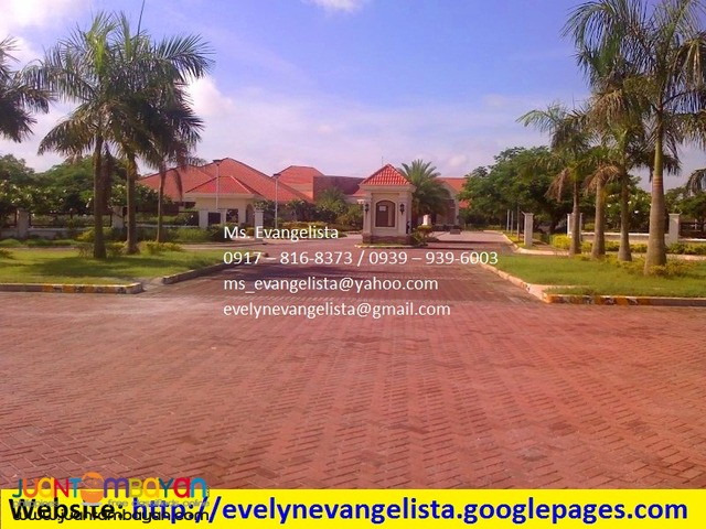 Affordable Res. Lot in The Villages at LAKEWOOD CITY
