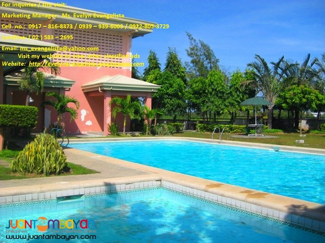 Affordable Res. Lot in Southplais Dasma Cavite