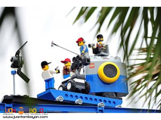 Playtime at Legoland Malayasia Tour Package