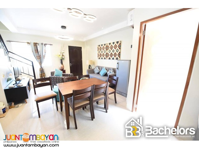 Bayswater Talisay City Cebu Champaca 2 Model