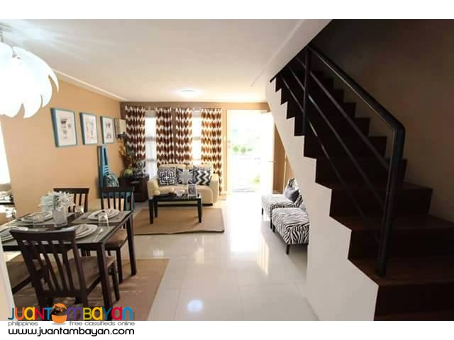 Affordable Rent to Own House and Lot in Angeles Pampanga