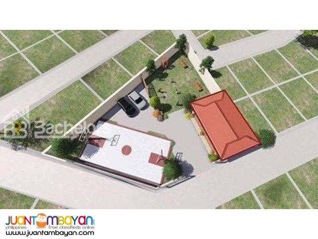 Lot for sale as low as P3,125 mo amort