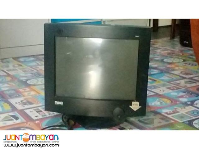 17 inch CRT Monitor (Mag brand)