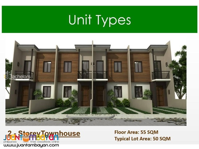 888 Acacia Drive Residences 2story townhouse